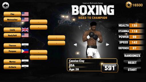 Boxing - Road To Champion 1.70 screenshots 12