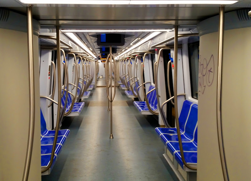 Metro B di Gianfvis