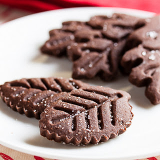 Chocolate Ginger Cookies