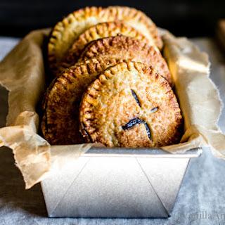 Blueberry Lemon Curd Hand Pies