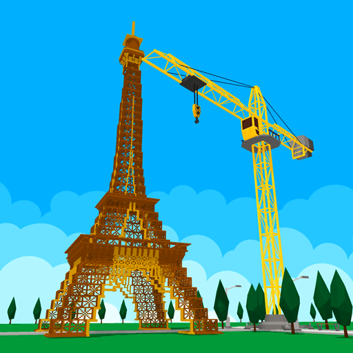Eiffel Tower Builder : Metropolis Exploration