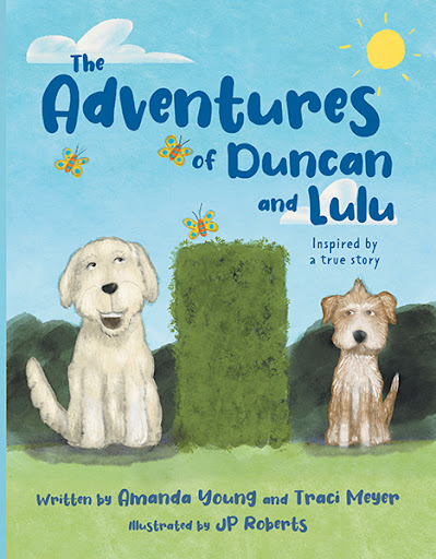 The Adventures of Duncan and Lulu cover