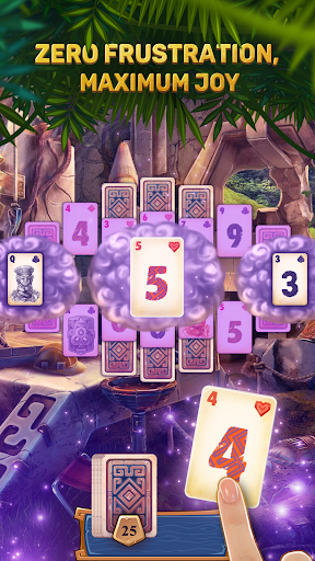 Solitaire Treasure of Time apktram screenshots 5