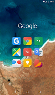 Snackable Icon Pack Screenshot