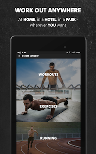 Freeletics Bodyweight- screenshot thumbnail