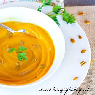 Pumpkin Butternut Squash Soup Recipes
