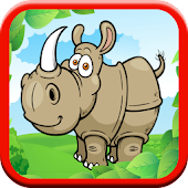 Jungle Safari Game:Kids- FREE!