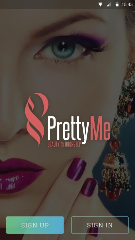 Pretty Me-Beta Version- screenshot