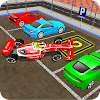 Fantaisie Voiture Parking 3D