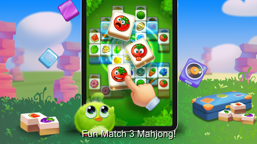 Tile Wings: Match 3 Mahjong Master apktram screenshots 9