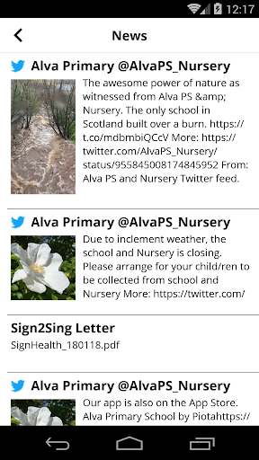 Alva Primary School  screenshots 5