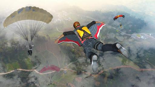 Wingsuit Simulator 3D - Skydiving Game  gameplay | by HackJr.Pw 5