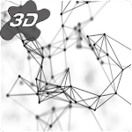 Abstract Particle Plexus 3D Live Wallpaper 1.0.5 (Paid)