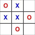 AI x0 Tic Tac Toe UNBEATABLE!! icon