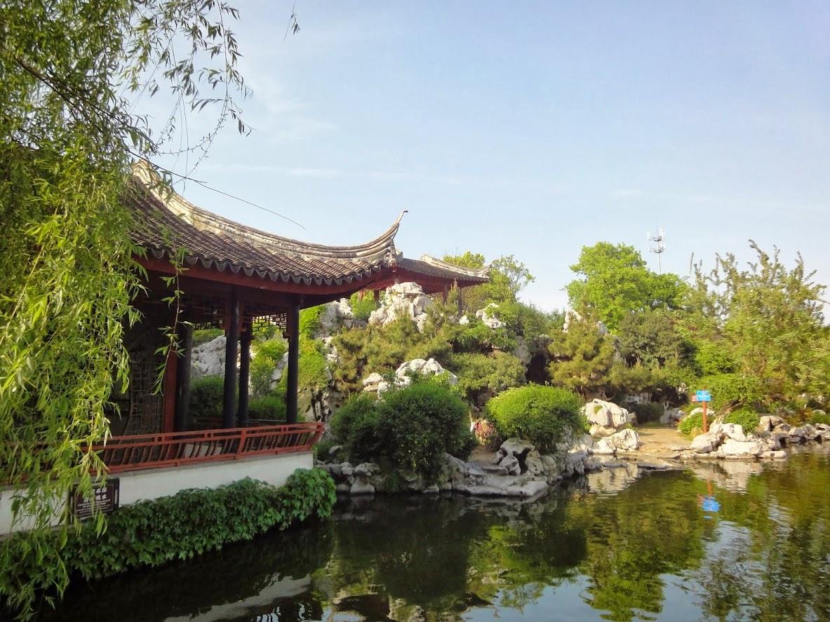 Jardin Tuisi à Tongli