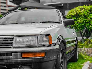 カローラレビン AE86 GT-APEXのカスタム事例画像 オヤジJr.【OYAGE Jr.】さんの2020年09月21日18:29の投稿