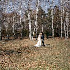 Fotógrafo de bodas Yuliya Fedosova (FedosovaUlia). Foto del 01.11.2017