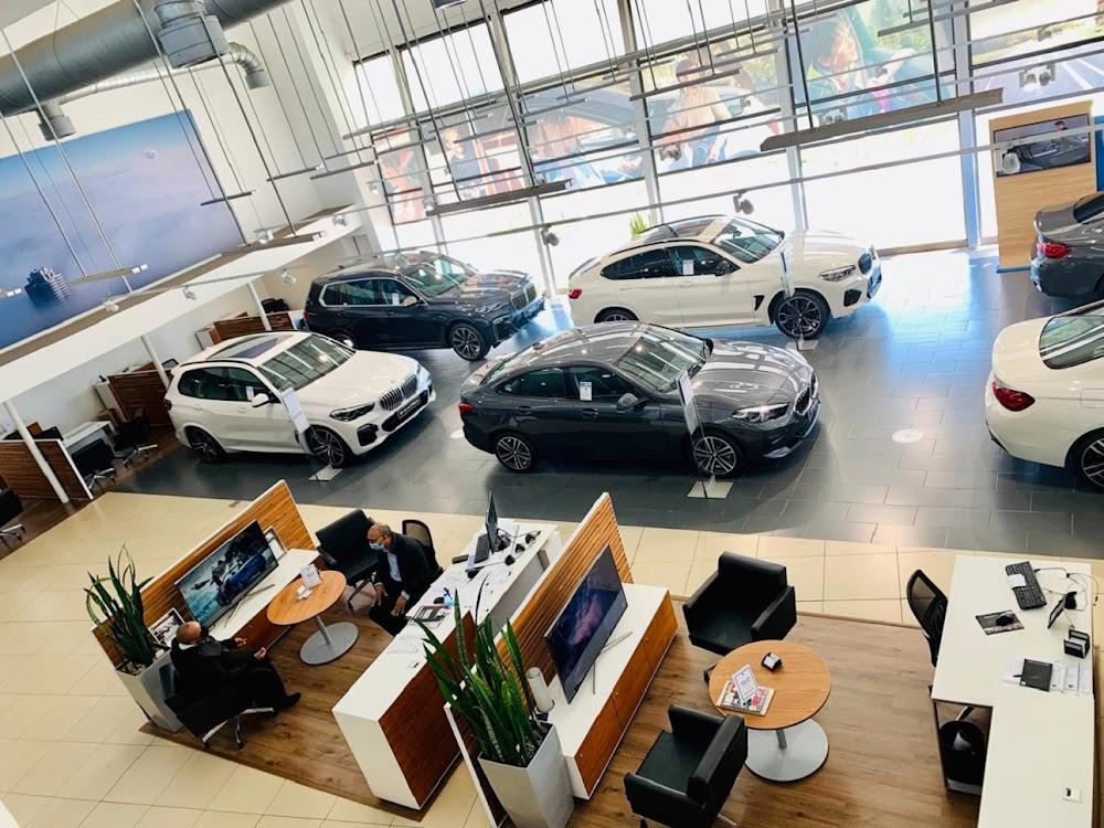 New car sales slowly resume in SA