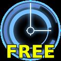 Honeycomb Clock FREE icon