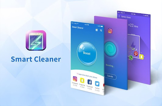 Smart Cleaner - Booster Memory Clean