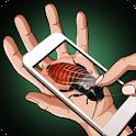 Cockroach Hand Joke icon