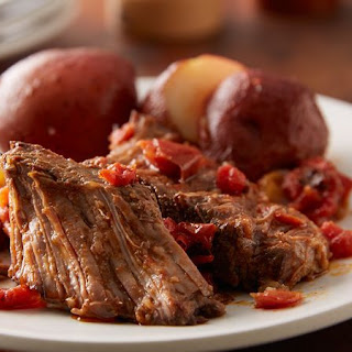 Slow Cooker Mexican Pot Roast.