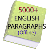 English Paragraphs Offline