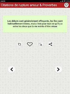 App Citations Sur La Rupture Amour APK for Windows Phone