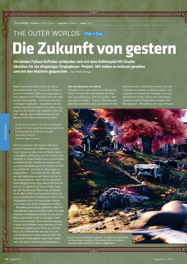 GamePro- screenshot