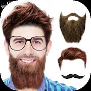 Hair Beard Mustache Face Filters for Face Swap