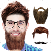 Hair Beard Mustache Face Filters for Face Swap