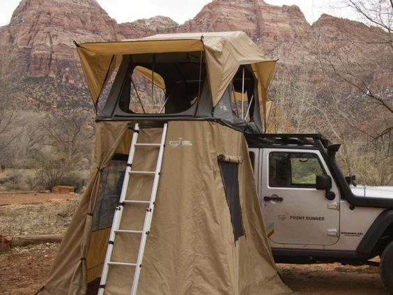 Perfect Roof Top Tent