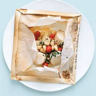 Scallops in Parchment.