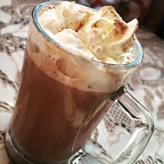 Easy Hot Chocolate Drink.