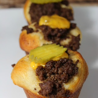 Cheeseburger Biscuits