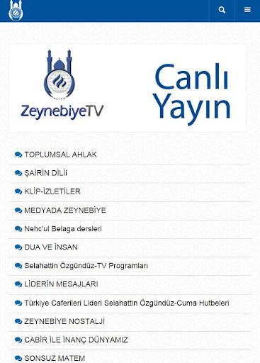 Zeynebiye TV