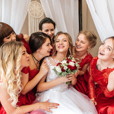 Wedding photographer Irina Podsumkina (SunrayS). Photo of 12.09.2017