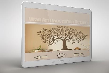 Wall Art dekorace design - náhled