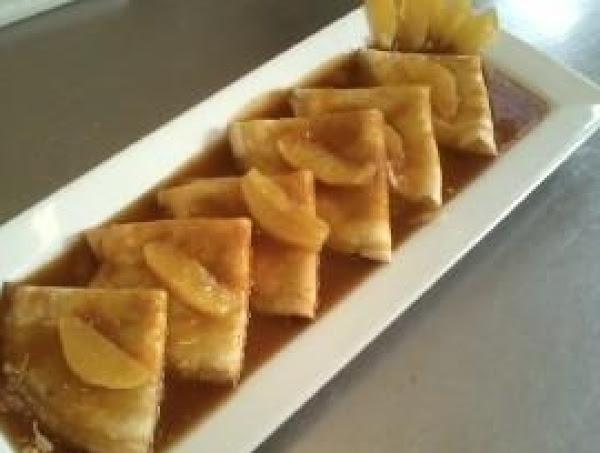 Classic Crepe Suzette Recipe