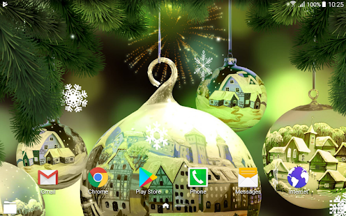 Christmas New year 2018 Gif Wallpaper Countdown - náhled