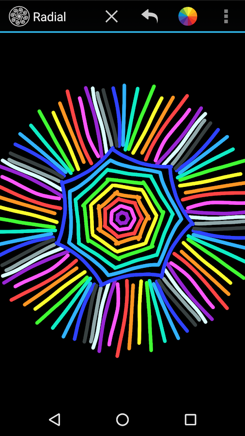 What Is Radial Balance In Art: Android Apps On Google Play