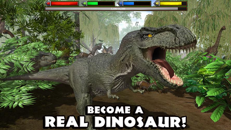 Ultimate Dinosaur Simulator- screenshot