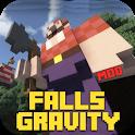 Map Gravity Falls icon