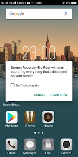 Screen Recorder - No Root Required! - náhled