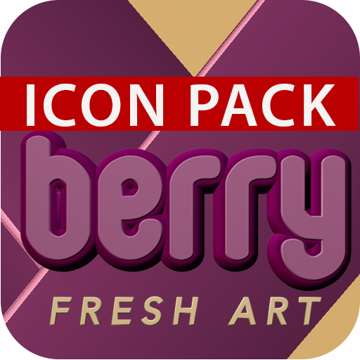 Berry icon pack Natural Colors