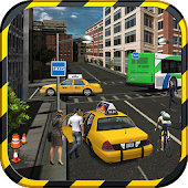 Modern Taxi Driver - Real Cab Driving Simulator 18