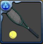 乾のテニスラケット