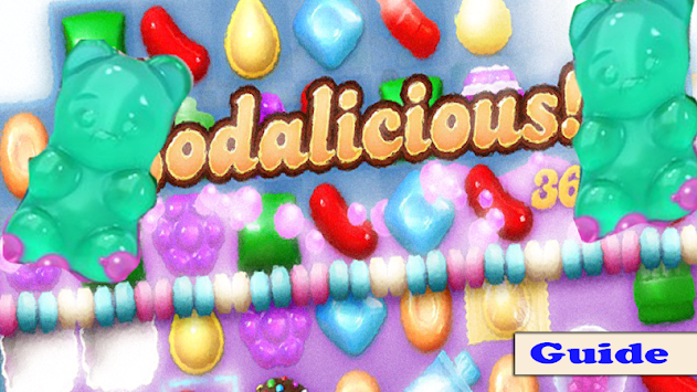 Guide: Candy Crush Soda Saga New