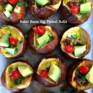 Bacon Egg Roll Recipes.