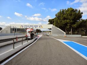 Photo: 2ème feu vert, c'est sûr on peut y aller, la piste est bien dégagée !